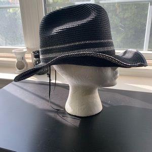 BCBG Black Hat Women
